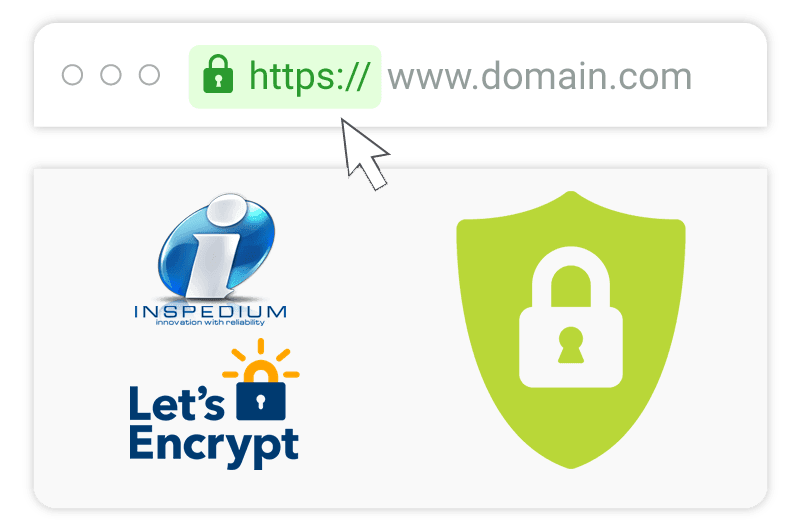 Free SSL Certificates with All Web Hosting Plans