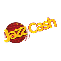 We Accept Payments via JazzCash